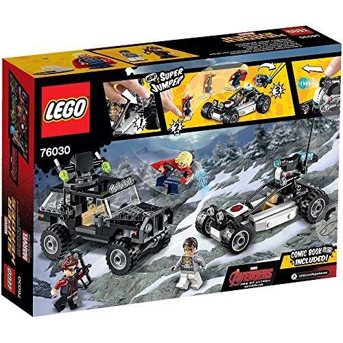 『レゴ (LEGO) スーパー・ヒーローズ アベンジャーズとヒドラの決戦 76030』の1枚目の画像