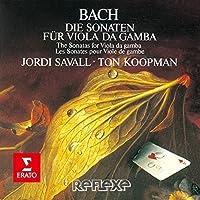 J.S.Bach: Die Sonaten Fur Viola Da Gamba by Jordi Savall (2015-12-16)