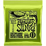 Ernie Ball Regular Slinky Nickel Wound Set.010 - .046