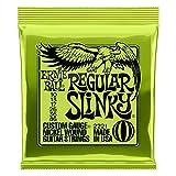 【正規品】 ERNIE BALL ギター弦 レギュラー (10-46) レギュラースリンキー 2221 Regular Slinky