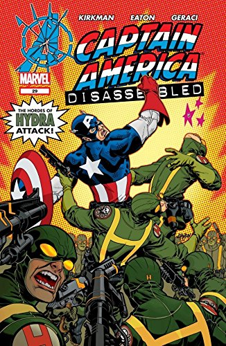 Download Captain America (2002-2004) #29 (English Edition) B00ZNY3AU0