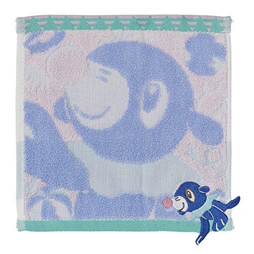 ポケモンセンターオリジナル ぴょっこり刺繍ハンドタオル アシマリの詳細を見る