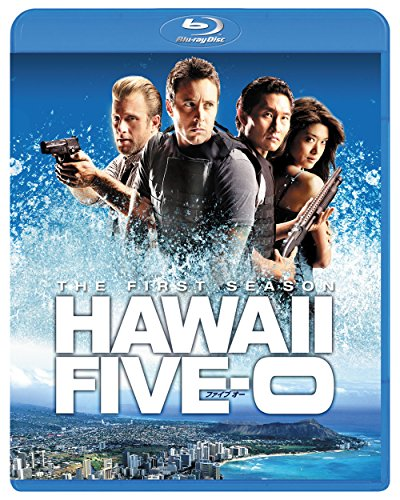 Hawaii Five-0 シーズン1Blu-ray<トク選BOX>[Blu-ray]