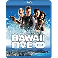 Hawaii Five-0 シーズン1 Blu-ray<トク選BOX>