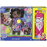 Baby Alive Sweet Tears Baby African American Exclusive With Extra Bonuses