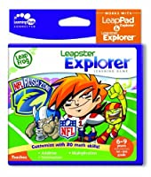 LeapFrog Explorer Learning Game: NFLRush Zone (works with LeapPad Explorer & Leapster Explorer) [並行輸入品]