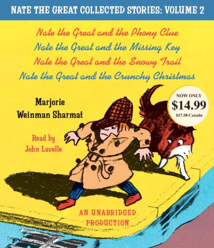 Nate the Great Collected Stories: Volume 2: Nate the Great and the Phony Clue; Nate the Great and the Missing Key; Nate the Great and the Snowy Trail; Nate the Great and the Crunchy Christmasの詳細を見る