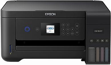 エプソン プリンター A4 インクジェット 複合機 エコタンク搭載 EW-M571TE ブラック (無償保証期間3年/ドキュメントパック非同梱)