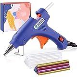 Hot Glue Gun,TOPIND Mini Hot Melt Glue Gun Kit with 30 Pcs Glue Sticks,High Temp Glue Gun for DIY Craft,Home Quick Repairs…