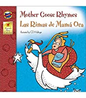 Las Rimas De Mama Oca/ Mother Goose Rhymes (Keepsake Stories - Dual Language)