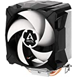 ARCTIC Freezer 7 X - Compact Multi-Compatible CPU Cooler, 92 mm PWM Fan, Compatible with Intel & AMD Sockets, 300-2.000 RPM (