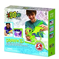 IDO3D Pen and Ink Up to 25 Projects Print System - 5 pens by IDO3D [並行輸入品]