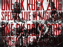 LIVE  Blu-ray『ONE OK ROCK 2016 SPECIAL LIVE IN NAGISAEN』