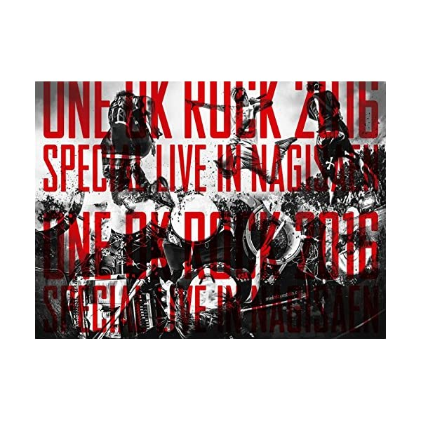 LIVE DVD『ONE OK ROCK 201...の商品画像