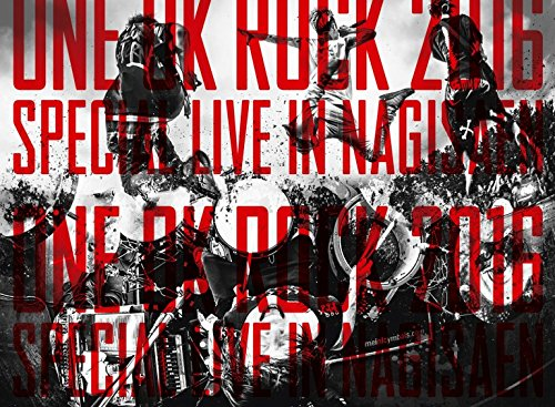 ONE OK ROCK – ONE OK ROCK 2016 SPECIAL LIVE IN NAGISAEN (2018) [Blu-Ray to FLAC 24bit/48kHz]