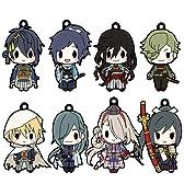 D4 刀剣乱舞-ONLINE- ラバーストラップコレクション Vol.2 BOX商品 1BOX=8個入り、全8種類