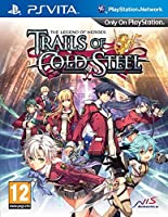 The Legend of Heroes: Trails of Cold Steel (Playstation Vita) by NIS America [並行輸入品]