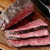 熟成牛 プレミアムローストビーフ 約300g たれ・レホール付きフルセット 完全無添加 ザブトン使用
