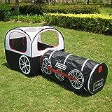 子供用トンネルテント クロール ポップアップボールピット プレイハウス 幼児用プレイハウス