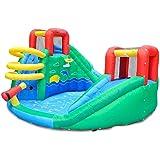 Lifespan Kids Inflatable Atlantis Slide & Splash