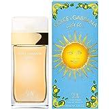 Dolce & Gabbana Light Blue Sun Eau De Toilette Spray, 100 ml
