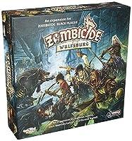 Zombicide: Wulfsburg Board Game [並行輸入品]