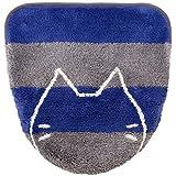 オカ(OKA) うちねこ ブルー 洗浄暖房型専用 レギュラーサイズ