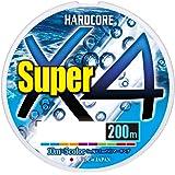 DUEL ( デュエル ) PEライン 釣り糸 HARDCORE スーパー X4 【 ライン 釣りライン 釣具 高強度 高感度 】