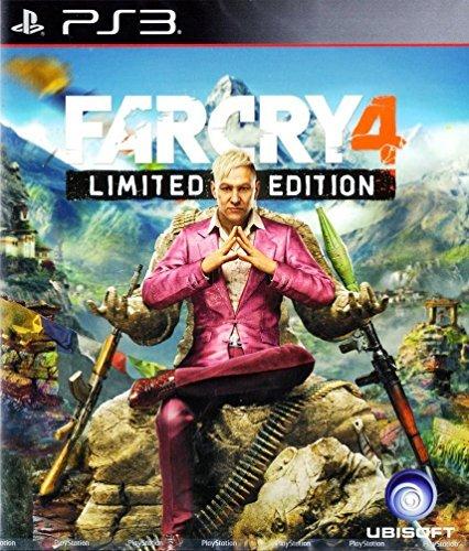 Far Cry 4 (輸入版:アジア) - PS4...
