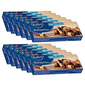 ドイツお土産  バールセン ウエハーロールミルク 12箱セット