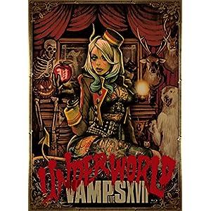 VAMPS LIVE 2017 UNDERWORLD[初回限定盤 Blu-ray]