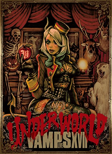 VAMPS – VAMPS LIVE 2017 UNDERWORLD [Blu-Ray to FLAC 24bit/48kHz]