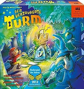 お姫様を助けるのは誰だ Der verzauberte Turm, Drei Magier Kinderspiel