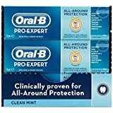 Oral-B Pro-Expert All-Around Protection Clean Mint Toothpaste 75 ml (Pack of 8) by PG