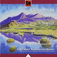 Fantasia on a Theme / Polyptyque / Symphonie 2 by Ralph Vaughan-Williams (2004-07-27)