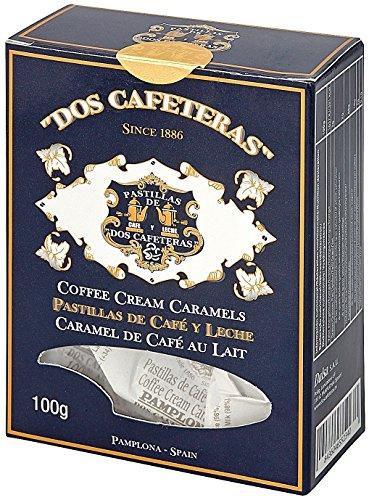 ドス・カフェテラス コーヒークリームキャラメル 100g