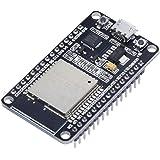 Rasbee ESP-32S ESP32 開発ボード デュアルコア 2.4 GHz WiFi + Bluetoothデュアルモード対応 ESP-WROOM-32 内臓 マイクロコントローラ
