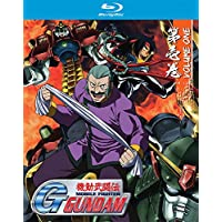 Mobile Fighter G Gundam Collection 1 Blu-Ray