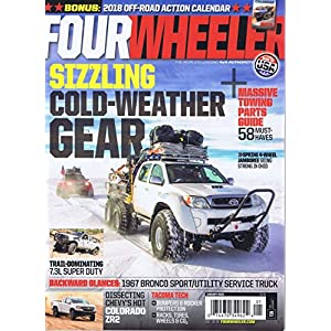 Four Wheeler [US] January 2018 (単号)