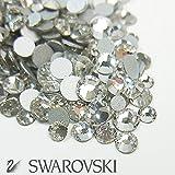 スワロフスキー(Swarovski) クリスタライズ ラインストーン ネイルサイズMIX (100粒) クリスタル