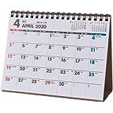 能率 NOLTY カレンダー 2020年 4月始まり B6 卓上 30 U228 ([カレンダー])
