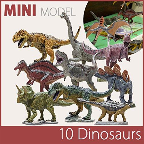 FAVORITE(フェバリット) 恐竜フィギュア 恐竜ミニモデル ダイナソー ミニモデルセット
