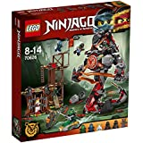 LEGO NINJAGO Masters of Spinjitzu 70626 Playset Toy