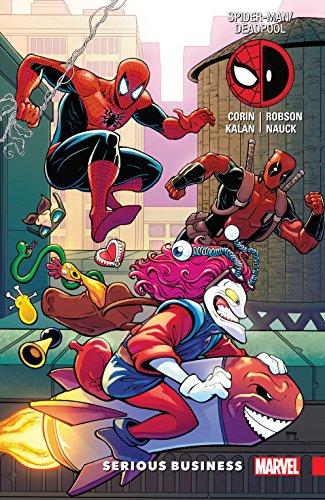 Spider-Man/Deadpool Vol. 4: Serious Business (Spider-Man/Deadpool (2016-))