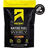 Ascent Native Fuel Whey Protein Powder - Chocolate Peanut Butter - 2 lbs