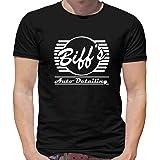 Biffs Auto Detailing - Mens T-Shirt - 10 Colours