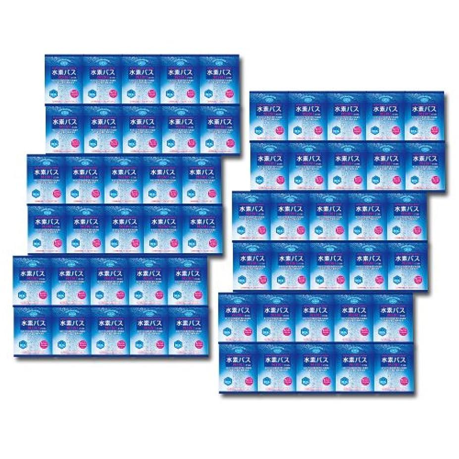 スプレーアンデス山脈アプローチ【水素バスミニ60袋セット】おひとり様?少人数のご家庭用 ※専用ケース別売