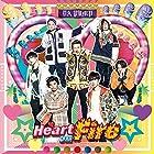 Heart on Fire(CD+Blu-ray Disc))(初回生産限定盤)(初回生産限定盤)