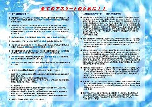 <全てのアスリートに!!>血中酸素サプリメント「SOLTEC SWIM O2食べる酸素 for Swimmer 」(お試し5包入り)持久力・精神力・パワーアップ、乳酸・活性酸素対策 ゴールド興産
