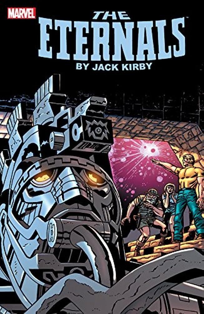工夫するカテナ爆発物Eternals by Jack Kirby Vol. 1 (Eternals (1976-1978)) (English Edition)